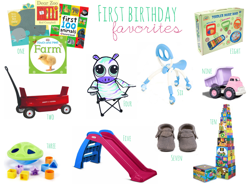 1st Birthday Products