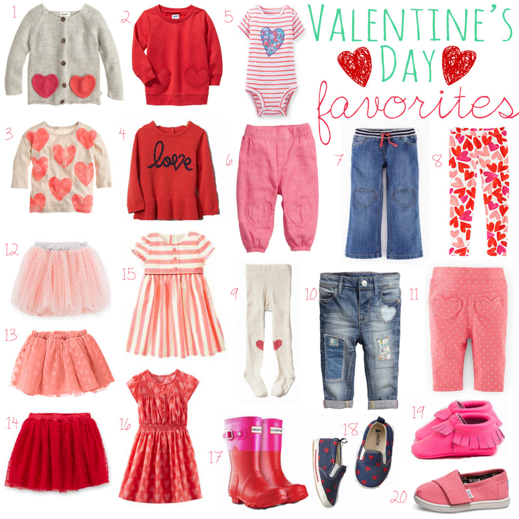 Valentine's Day Clothes 2