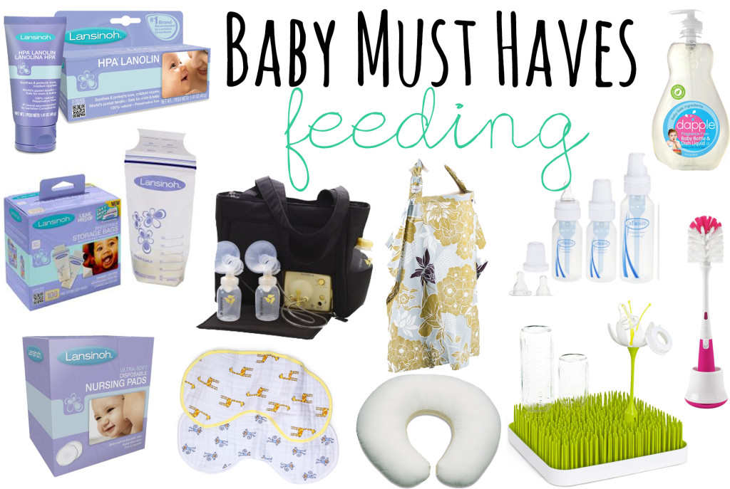 Buying Baby Feeding