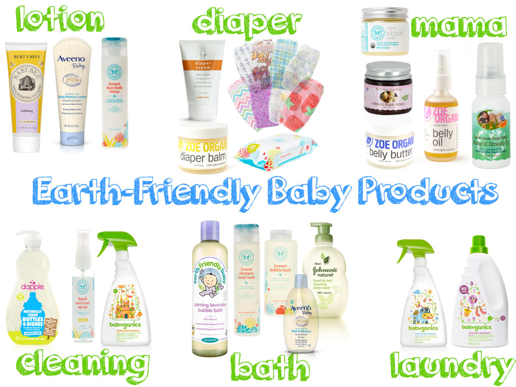 Earth Friendly Baby Products