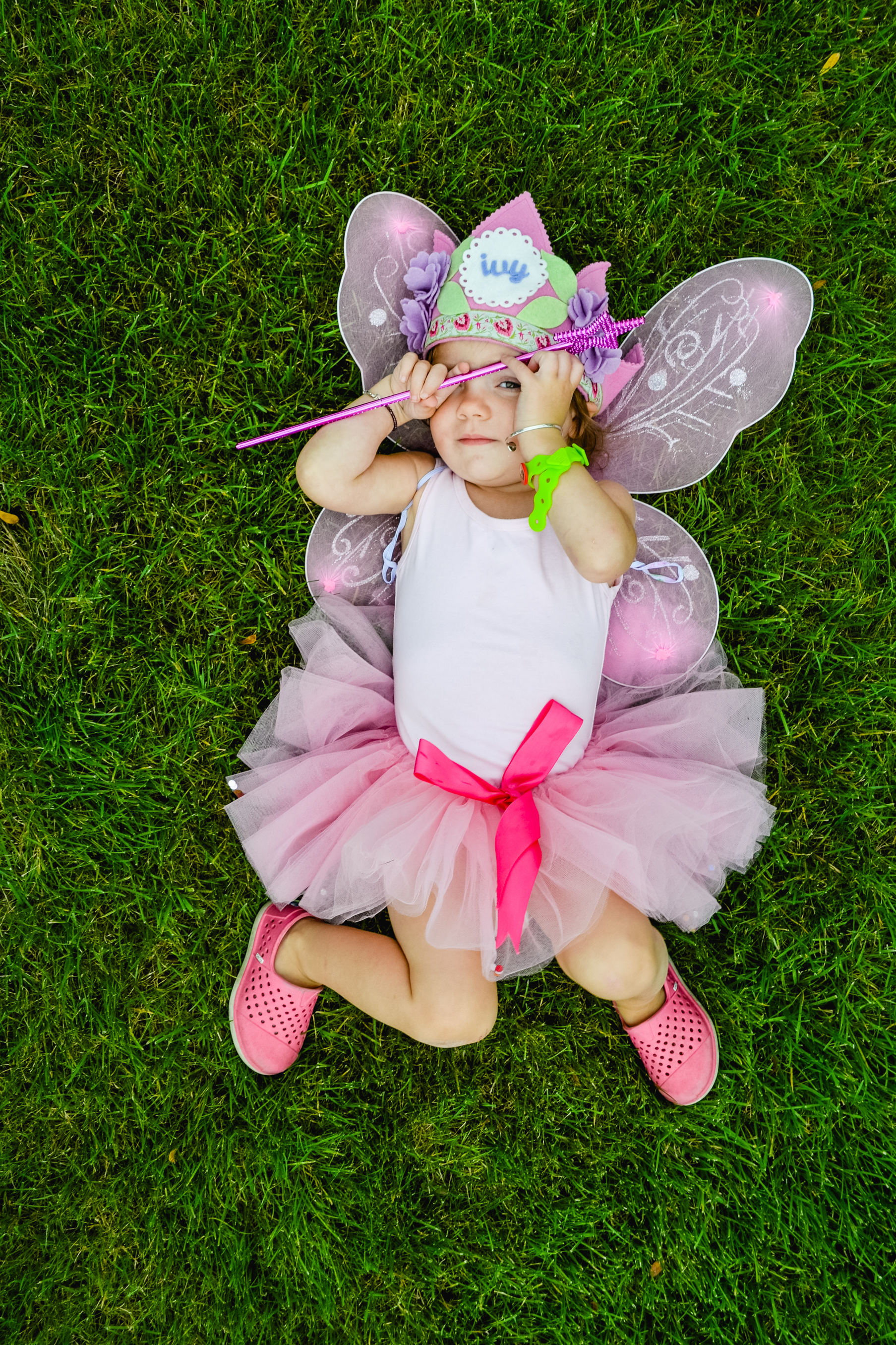 Ivys Fairy Birthday Party 2 Years Old