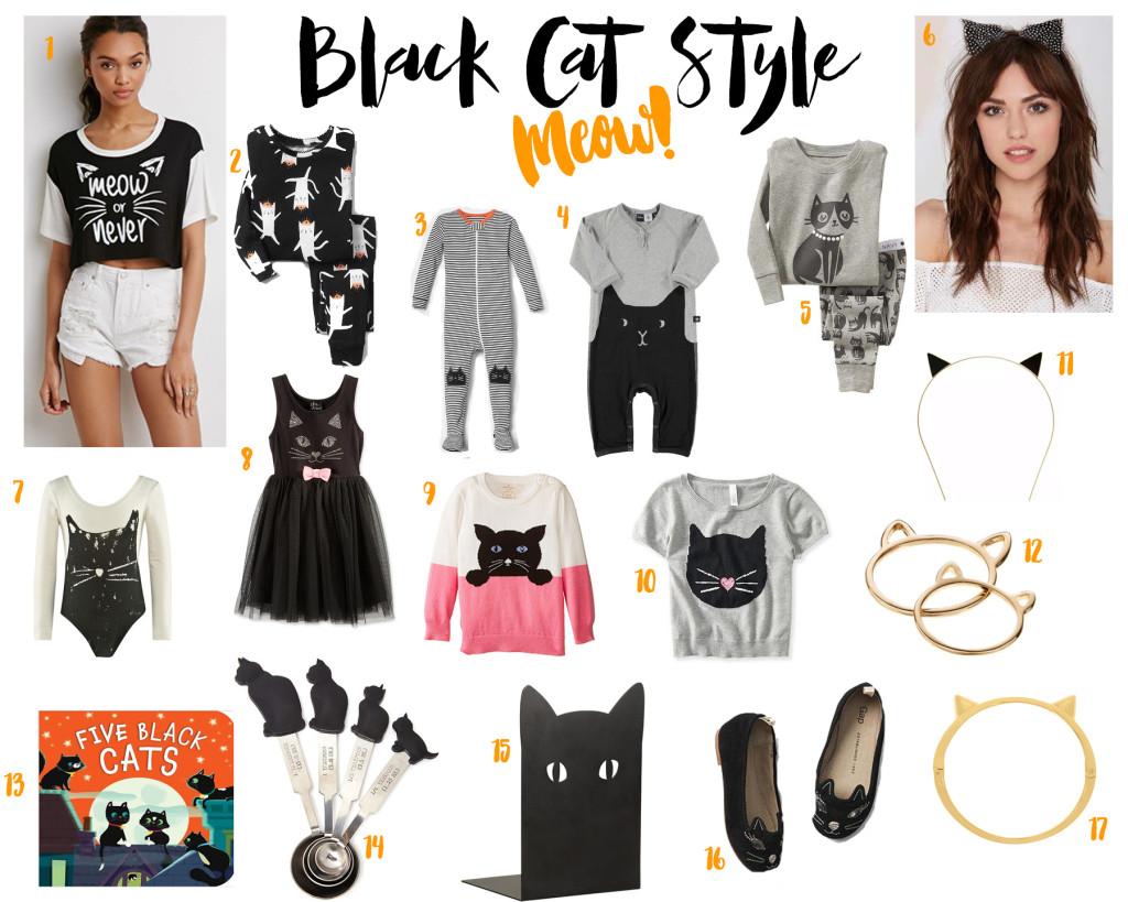 Black Cat Style
