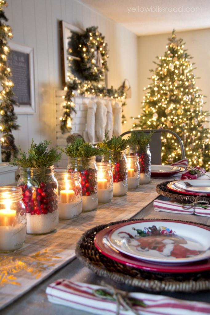 Beautiful-Christmas-home-decor