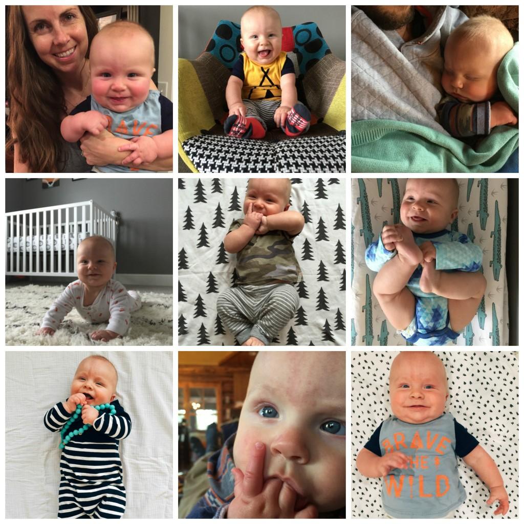 Leo 6 months