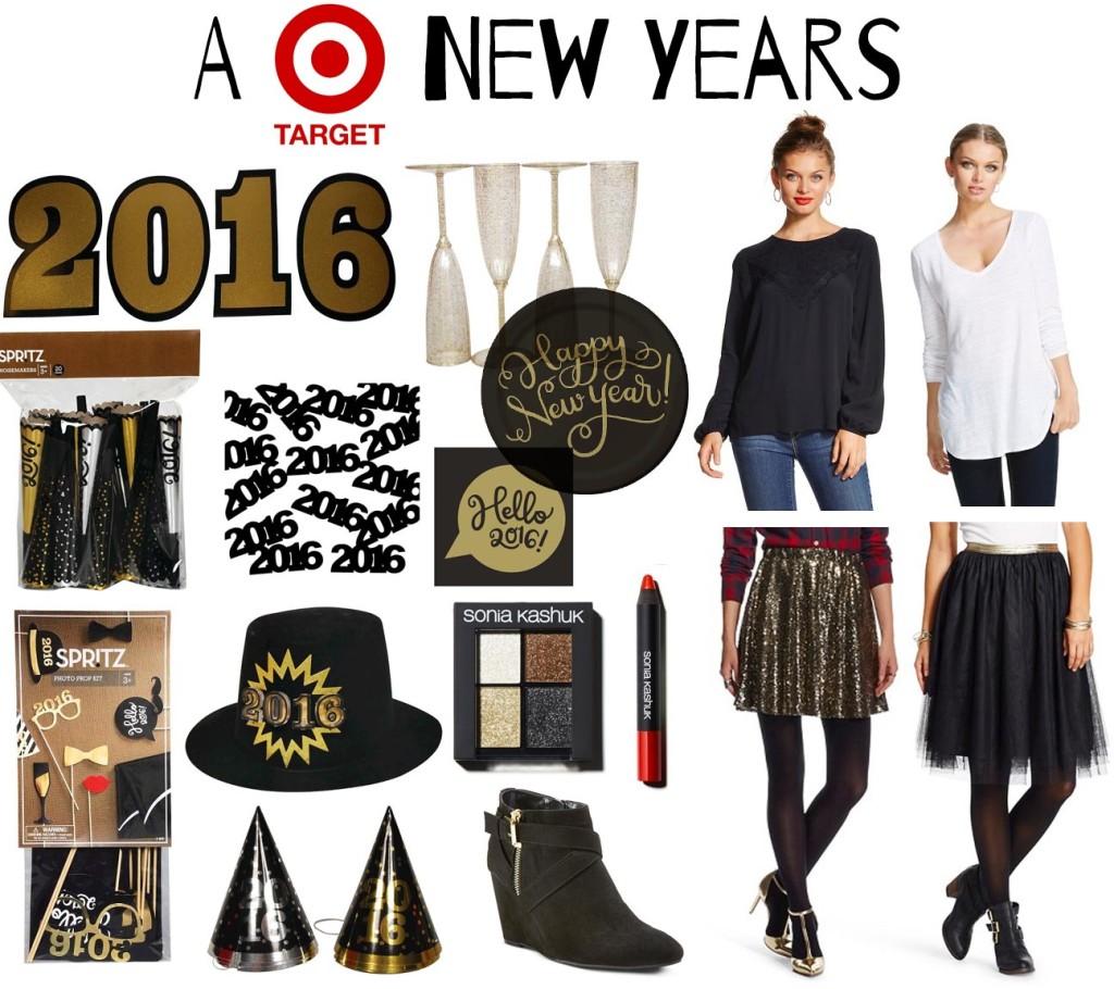 Target New Years 2