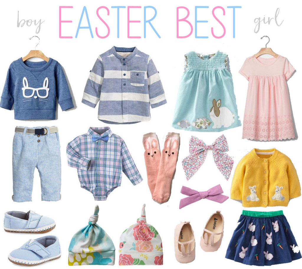 Easter Clothes
