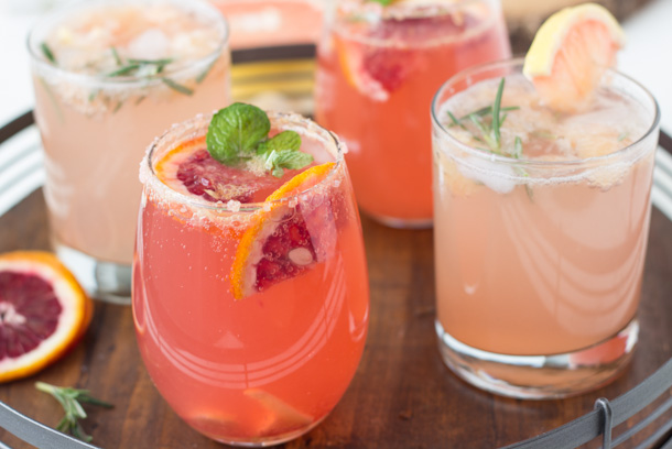 Sparkling-Grapefruit-Cocktails