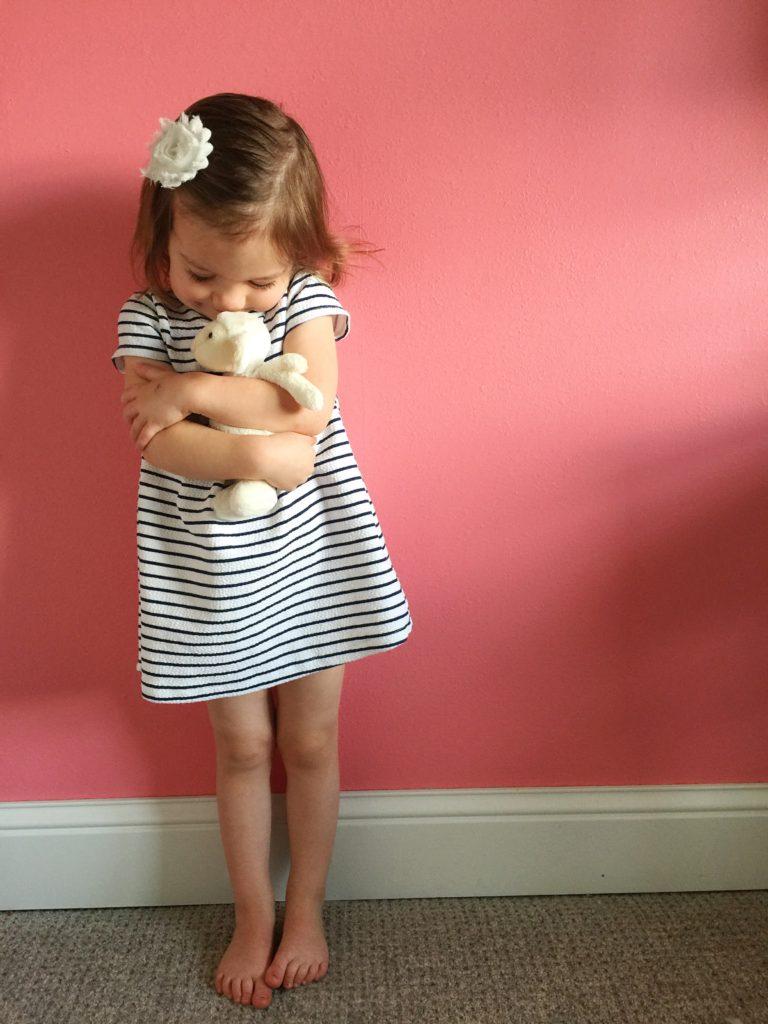 Ivy hugging